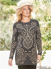Baroque Sweater