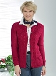 Cable Knit Cashmilon Cardi_19Q34_2