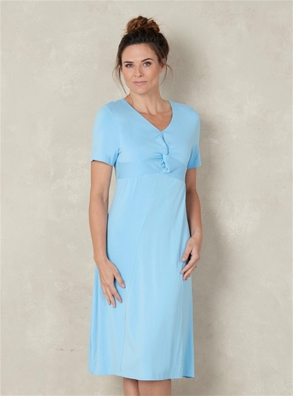 Short Sleeve Nightie