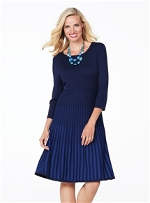 Scando Sheike Knit Dress