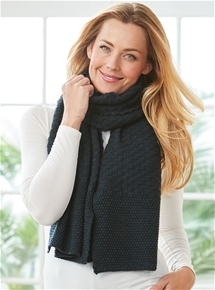 Thermal Knit Scarf