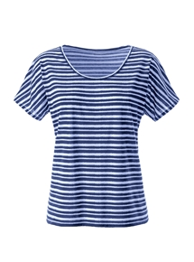 Abstract Stripe Tee