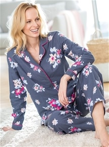 Pure Cotton Flannel Pajamas