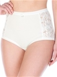2 Pack Cotton & Lace Briefs_15B59_2