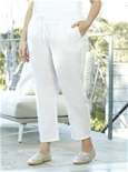 Pull-On Linen Pant [PLUS SIZE]_17Y36_0