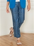 Printed Anywear Pants_18D11_0