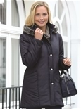 Chic Quilted Hooded Overcoat_18F55_0