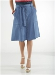 Button Front Essential Skirt_18R74_0