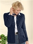 Cable Knit Cashmilon Cardi_19Q34_1