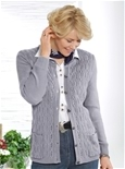 Cable Knit Cashmilon Cardi_19Q34_3